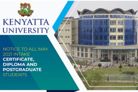NOTICE TO ALL MAY INTAKE  CERTIFICATE,DIPLOMA AND POSTGRADUATE STUDENTS